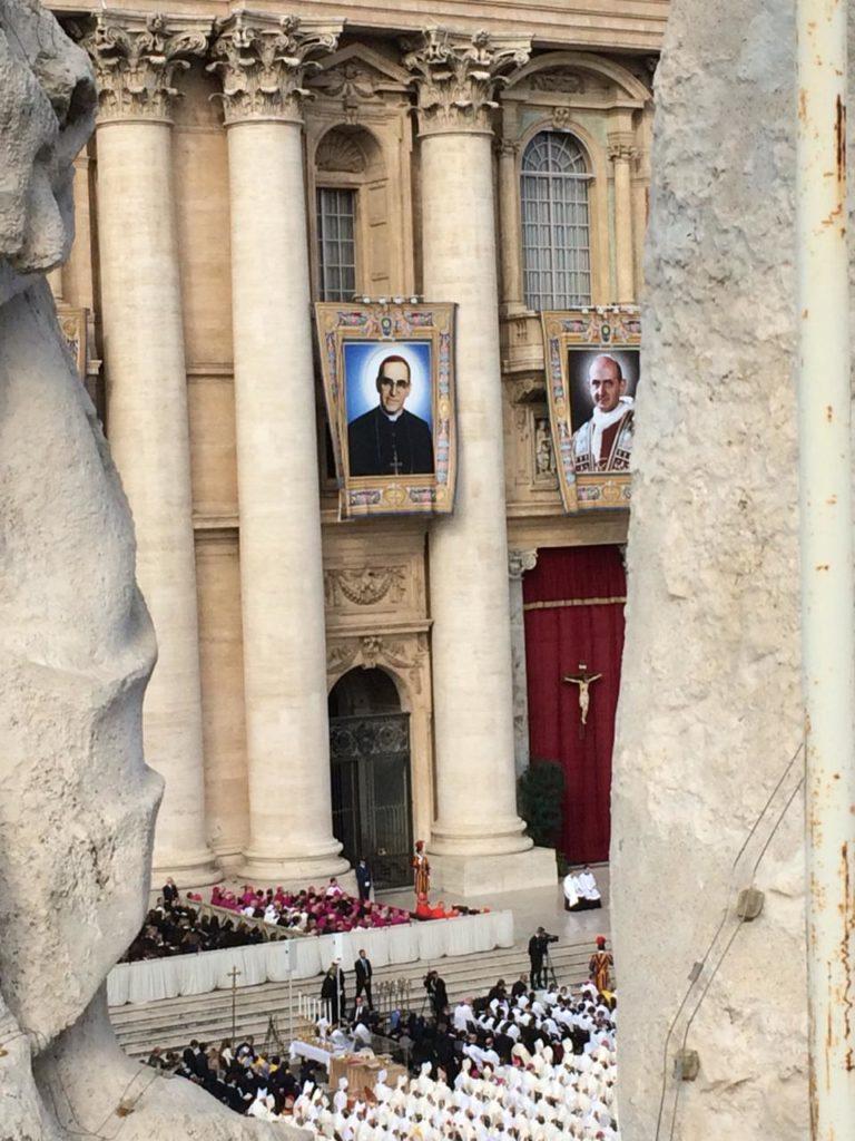 Mons. Romero en los altares