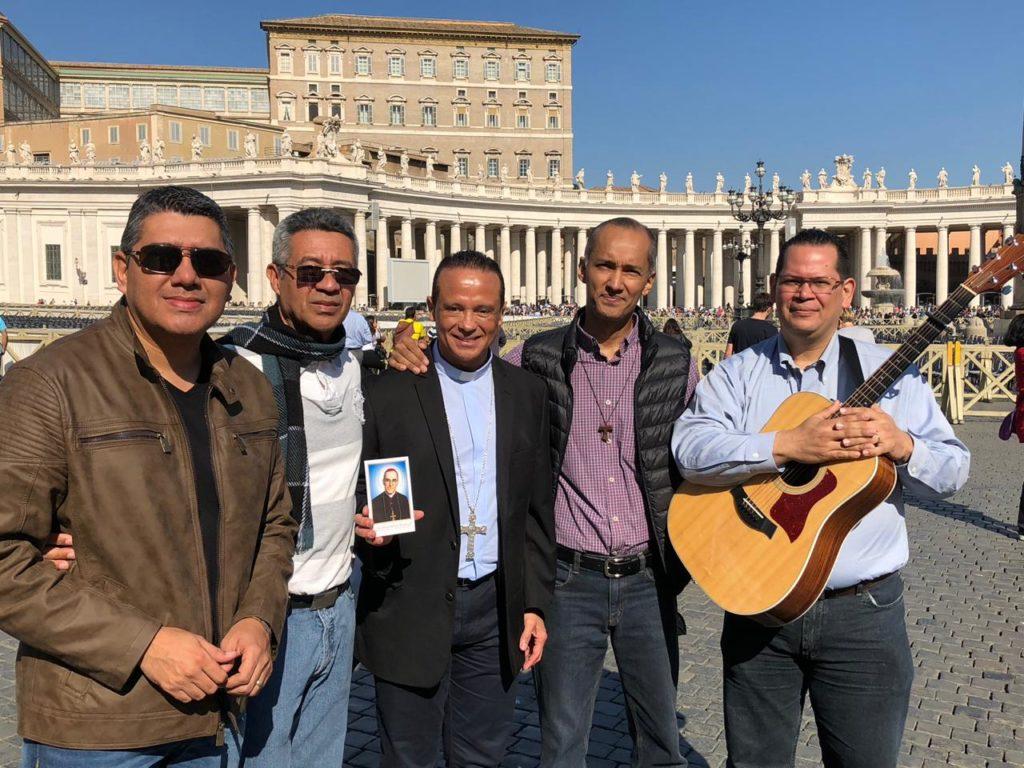 Peregrinos en Roma14