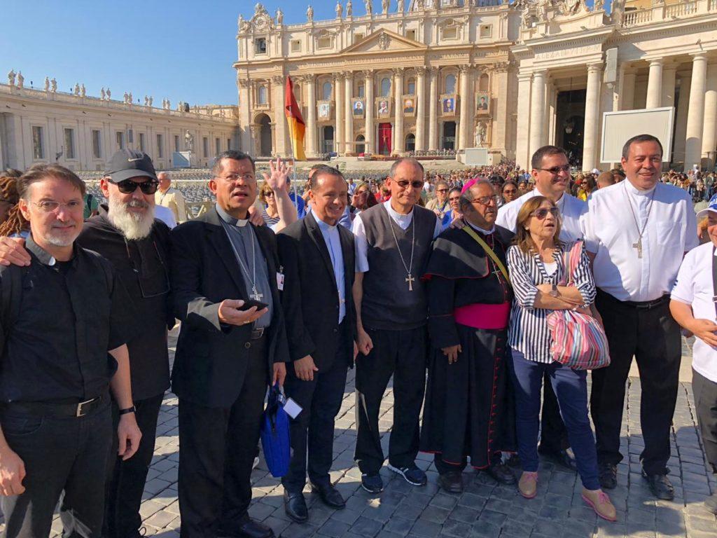 Peregrinos en Roma3