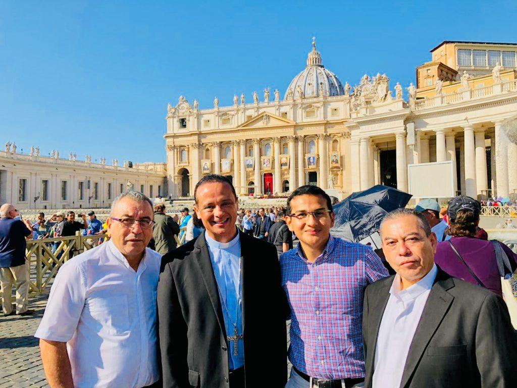 Peregrinos en Roma4
