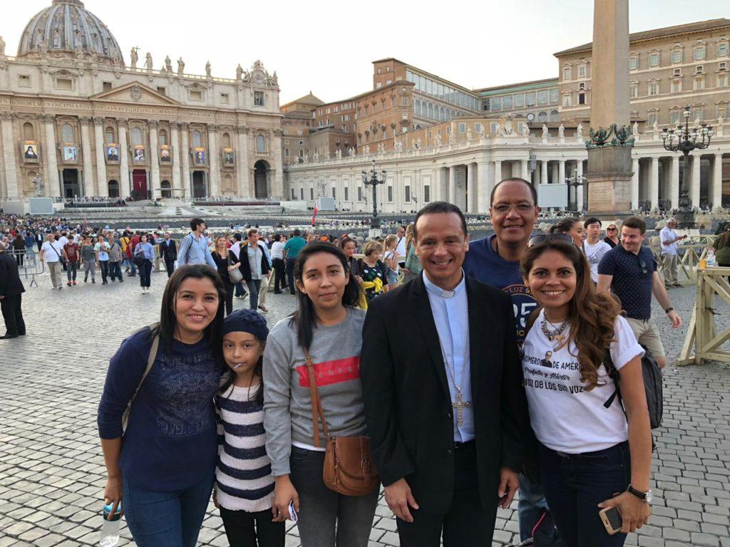 Peregrinos en Roma8