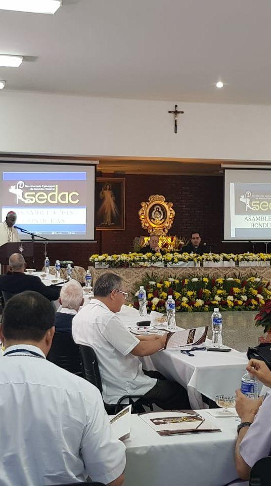Imágenes Asamblea Anual Secretariado Episcopal de América Central
