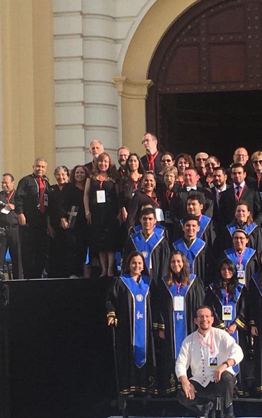 Misa en Acción de Gracias por Canonización de San Óscar A. Romero