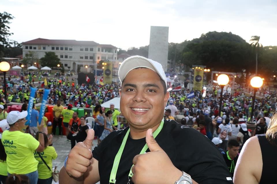 Andrés Vega JMJ