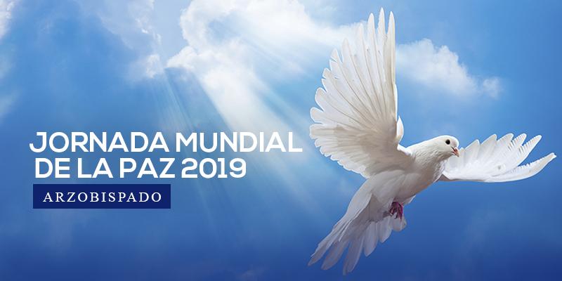 Celebración Eucarística: Jornada Mundial de la Paz 2019
