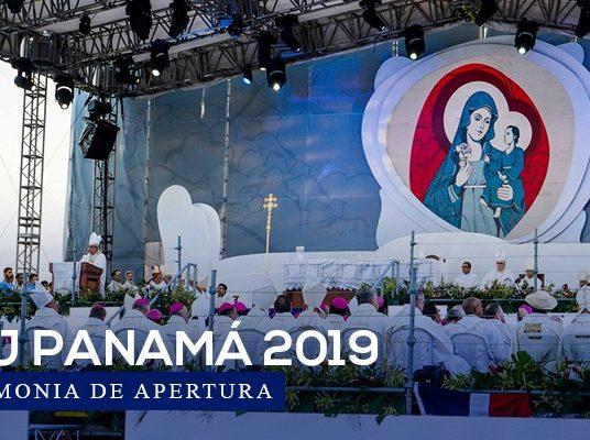 Homilía de la Eucaristía de Apertura de la XXXIV JMJ Panamá 2019