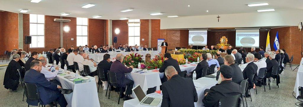 Inicia oficialmente la XXXVII Asamblea General del CELAM
