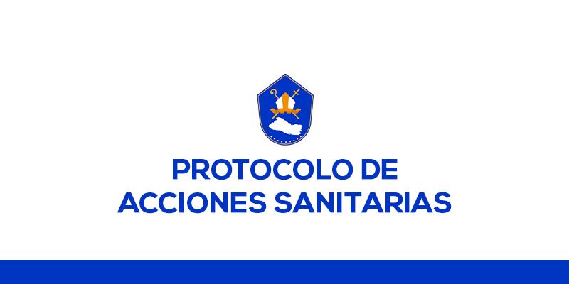Protocolo de Acciones Sanitarias CEDES